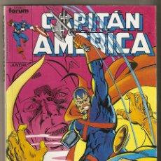 Cómics: CAPITAN AMERICA - 5 NÚMEROS 41 AL 45 - RETAPADO FORUM - MUY BUEN ESTADO. Lote 121431759