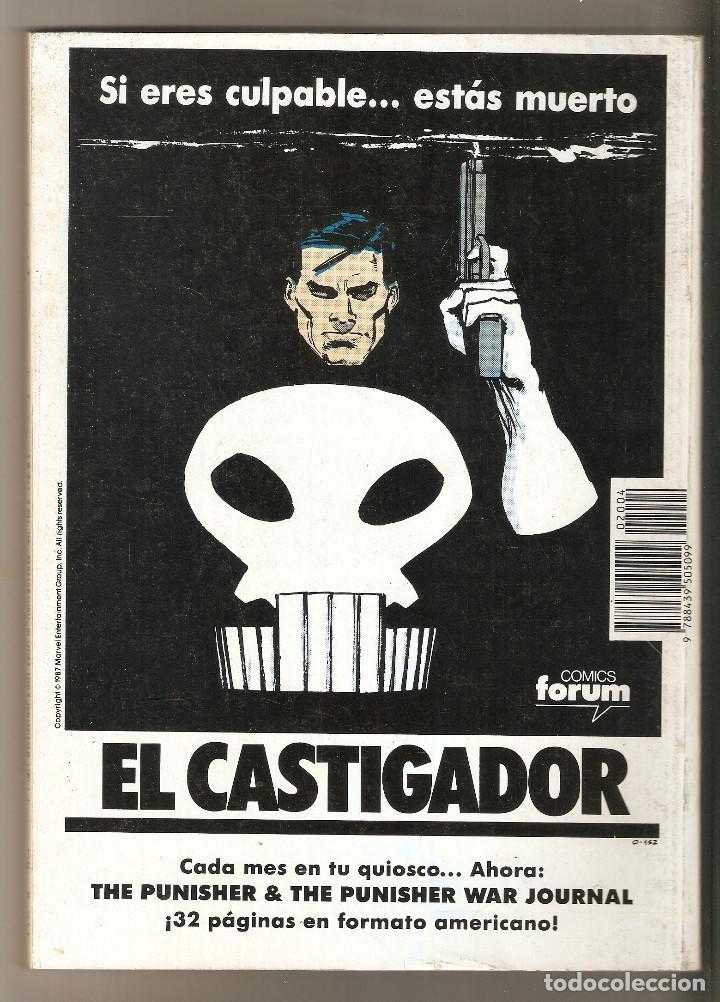 Cómics: CAPITAN AMERICA - 5 NÚMEROS 41 AL 45 - RETAPADO FORUM - MUY BUEN ESTADO - Foto 2 - 121431759