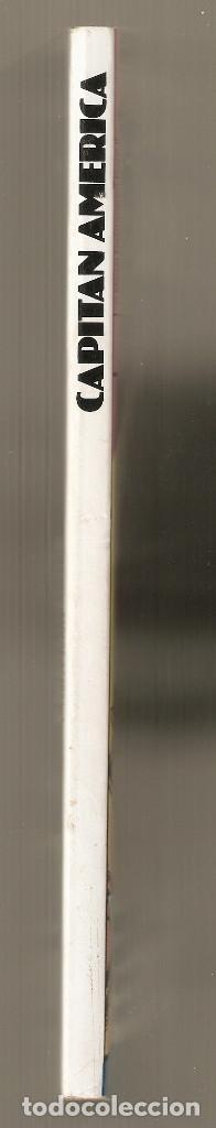 Cómics: CAPITAN AMERICA - 5 NÚMEROS 41 AL 45 - RETAPADO FORUM - MUY BUEN ESTADO - Foto 3 - 121431759