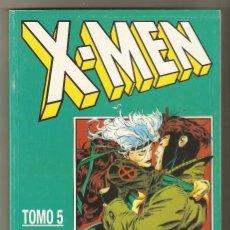 Cómics: X MEN - TOMO 5 - Nº 21 AL 55 - RETAPADO FORUM - MUY BUEN ESTADO. Lote 121443071