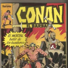 Cómics: CONAN - Nº 156 AL 160 - RETAPADO FORUM -. Lote 188687092
