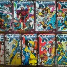 Cómics: X MEN SAGA 9 GRAPAS. Lote 121474410