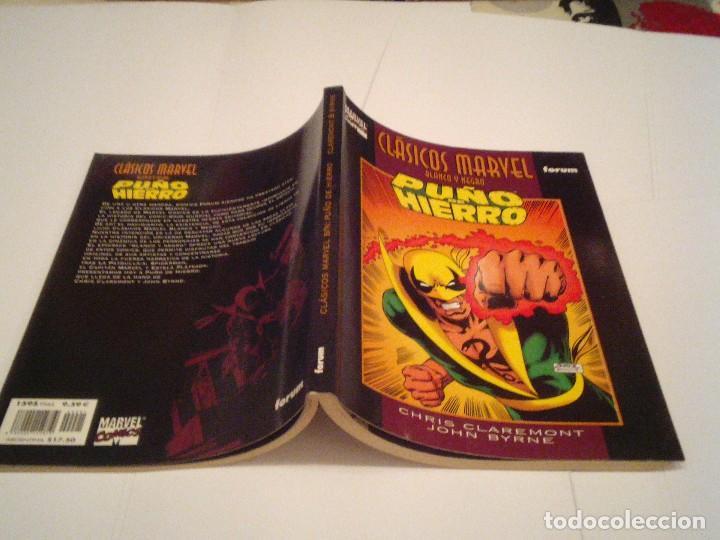 Cómics: CLASICOS MARVEL BLANCO Y NEGRO - COLECCION COMPLETA - BUEN ESTADO - GORBAUD - Foto 11 - 121489439
