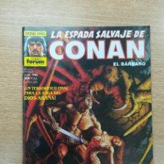 Cómics: ESPADA SALVAJE DE CONAN VOL 1 #146. Lote 121556535