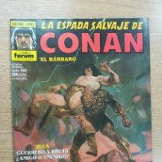 Cómics: ESPADA SALVAJE DE CONAN VOL 1 #141. Lote 121556735