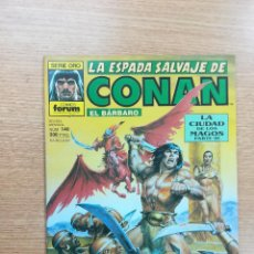 Cómics: ESPADA SALVAJE DE CONAN VOL 1 #140. Lote 121556807
