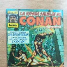 Cómics: ESPADA SALVAJE DE CONAN VOL 1 #119. Lote 121557011