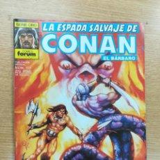Cómics: ESPADA SALVAJE DE CONAN VOL 1 #117. Lote 121557063