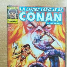 Cómics: ESPADA SALVAJE DE CONAN VOL 1 #117. Lote 121557115