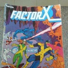 Cómics: LOTE DE 10 COMICS VOLUMEN I FACTOR X DE FORUM. Lote 121584911