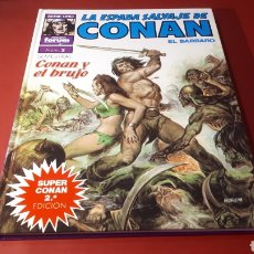 Cómics: SUPER CONAN 2 EXCELENTE ESTADO FORUM. Lote 121585659
