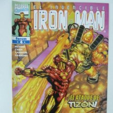 Cómics: IRON MAN. Nº 4. Lote 121595247