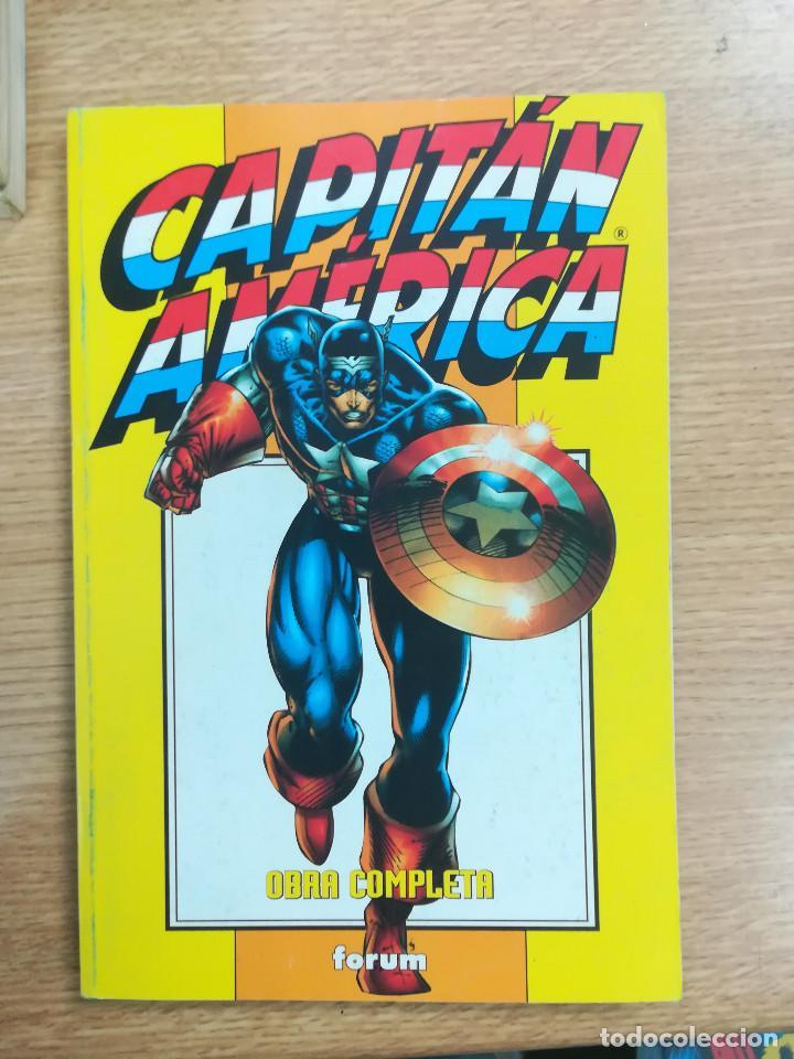 CAPITAN AMERICA HEROES REBORN RETAPADO #1 (NUMEROS 1 A 6) (Tebeos y Comics - Forum - Capitán América)