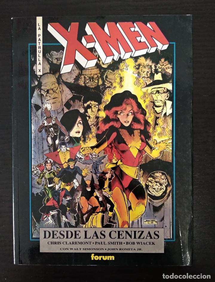 PATRULLA X - X-MEN DESDE LAS CENIZAS (Tebeos y Comics - Forum - Prestiges y Tomos)