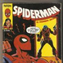 Cómics: SPIDERMAN - 5 NUMEROS Nº 76 AL 80 - RETAPADO FORUM - . Lote 121609759