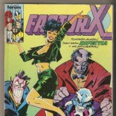 Cómics: FACTOR X - 5 NUMEROS Nº 26 AL 30 - RETAPADO FORUM - . Lote 121610663