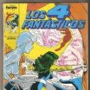 Cómics: LOS 4 FANTASTICOS - 5 NÚMEROS 66 AL 70 - RETAPADO FORUM - BUEN ESTADO . Lote 121613263