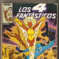 Cómics: LOS 4 FANTASTICOS - 5 NÚMEROS 21 AL 25 - RETAPADO FORUM - NORMAL ESTADO -. Lote 121613495
