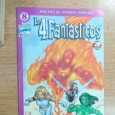4 FANTASTICOS VOL 4 #8