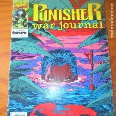 Cómics - PUNISHER WAR JOURNAL Nº 6 EL CASTIGADOR - FORUM MARVEL - 121626539