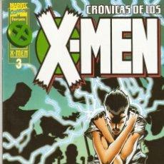Cómics: CRÓNICAS DE LOS X-MEN (1995-1996) #3. Lote 121648523