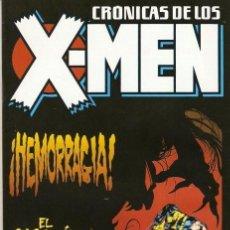 Cómics: CRÓNICAS DE LOS X-MEN (1995-1996) #4. Lote 132254357