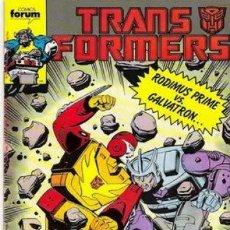 Cómics: TRANSFORMERS #39. Lote 121649755