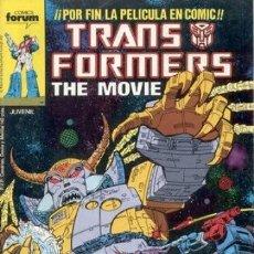 Cómics: TRANSFORMERS #50. Lote 121650099