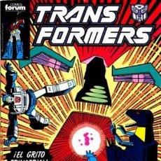 Cómics: TRANSFORMERS #57. Lote 121650211