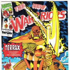 Cómics: THE NEW WARRIORS Nº 16 MARVEL COMICS FORUM 1992 EDITORIAL PLANETA DE AGOSTINI. Lote 121662615