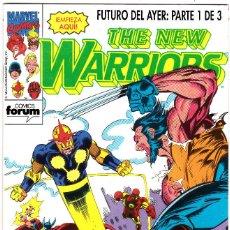 Cómics: THE NEW WARRIORS Nº 11 MARVEL COMICS FORUM 1992 EDITORIAL PLANETA DE AGOSTINI. Lote 121662715