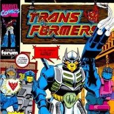 Cómics: TRANSFORMERS #59. Lote 121666435
