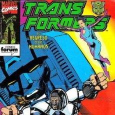 Cómics: TRANSFORMERS #62. Lote 121666511