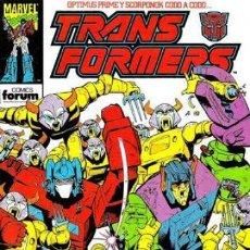 Cómics: TRANSFORMERS #65. Lote 121666615