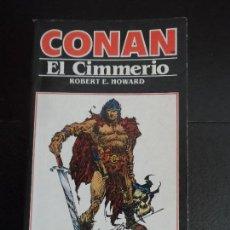 Cómics: CONAN Nº 2 EL CIMMERIO. ROBERT E. HOWARD EDICIONES FORUM 1983 . Lote 121671407