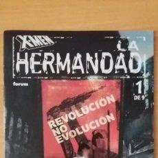 Cómics: X-MEN LA HERMANDAD. FORUM. 2002. COMPLETA Y EN PERFECTO ESTADO.. Lote 121699871