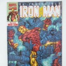 Cómics: IRON MAN. Nº 3. Lote 121709971