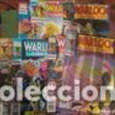 Cómics: WARLOCK Y LA GUARDIA INFINITO 17 NUMEROS COMPLETA FORUM. Lote 121735315