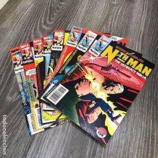 Cómics: LOTE NTH MAN - FORUM - 1991 (8 COMICS). Lote 121753379