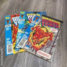 Cómics: LOTE HUMAN TORCH - FORUM - 1991 (3 COMICS). Lote 121753671