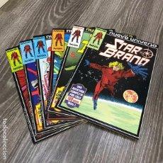 Cómics: LOTE STAR BRAND - FORUM - 1988 (6 COMICS). Lote 121755311