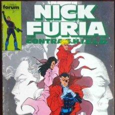Cómics: NICK FURIA CONTRA SHIELD Nº 7 IMPECABLE. CON FUNDA Y CARTÓN PROTECTORES.. Lote 121790831