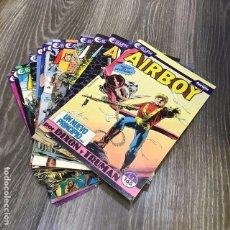 Cómics: LOTE AIRBOY - FORUM - 1990 (14 COMICS). Lote 121804819