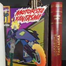 Cómics: COLECCIÓN COMPLETA EL MOTORISTA FANTASMA FORUM 1 - 38 EN DOS VOLUMENES DE LUJO. Lote 121842167