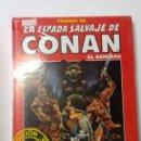 Cómics: LA ESPADA SALVAJE DE CONAN TOMO ROJO 15 EDICIÓN COLECCIONISTAS DE FORUM. Lote 121852315