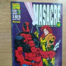 Cómics: MASACRE VOL 2 #3. Lote 121866075