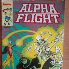 Cómics: ALPHA FLIGHT 34 VOLUMEN 1 FORUM (1988). Lote 121871707
