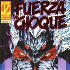 Cómics: FUERZA DE CHOQUE VOL. 2 (COLECCIÓN COMPLETA). Lote 121878831