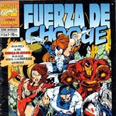 Cómics: FUERZA DE CHOQUE VOL. 1 (COLECCIÓN COMPLETA). Lote 121880039