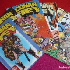 Cómics: CONAN REY NºS 36, 37, 38, 39 Y 40 ( DOCHERTY KRAAR ) ¡BUEN ESTADO! FORUM MARVEL . Lote 121880559